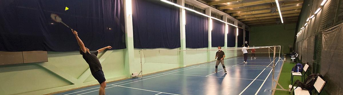 Sportski centar Zagi - Badminton