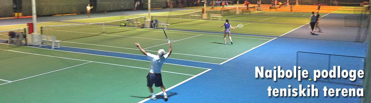 Sportski centar Zagi - Tenis