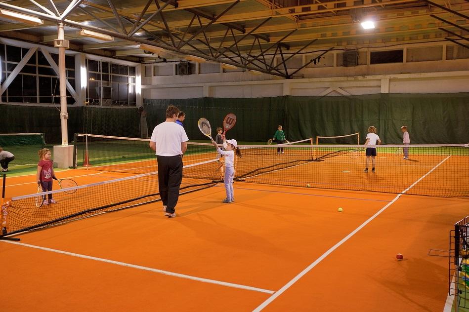 Besplatna ZAGI škola tenisa